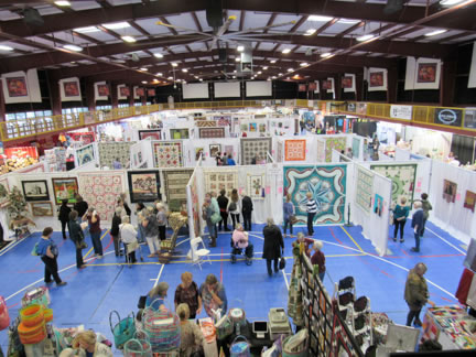 2018 Best of the Valley Quilt Show