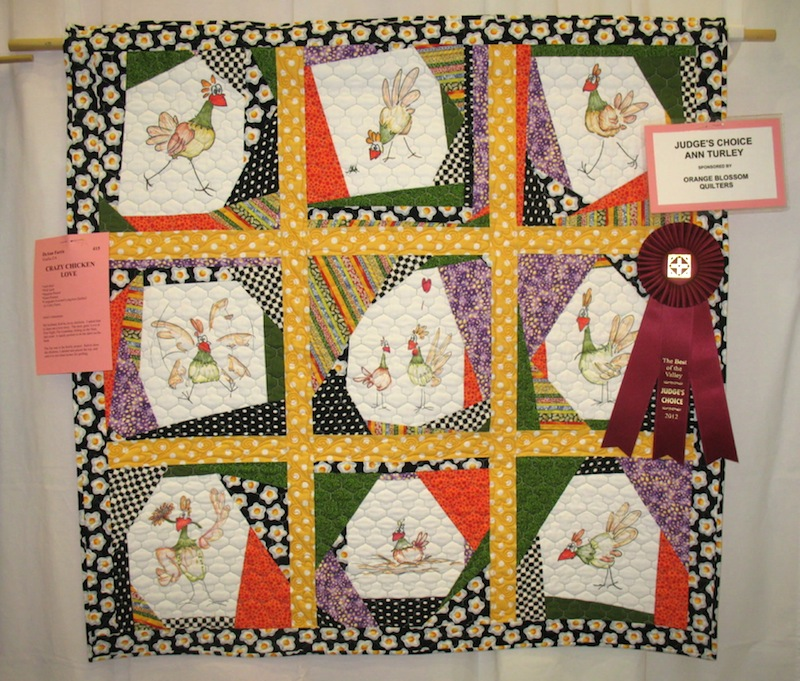 Best Of The Valley Quilt Lovers From Tulare And Kings County